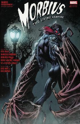 变体 莫比亚斯 Morbius