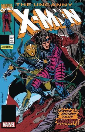 X战警 经典复刻 Uncanny X-Men #266 Facsimile Edition