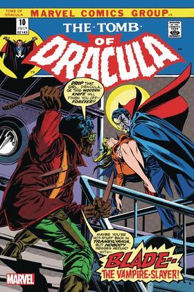 德古拉之墓 经典复刻 Tomb Of Dracula #10 Facsimile Edition