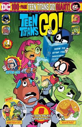 少年泰坦 Teen Titans Go Giant