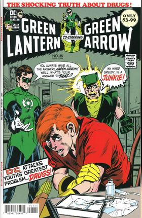 绿灯侠 经典复刻 Green Lantern #85 Facsimile Edition