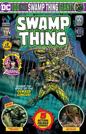 Swamp Thing Giant
