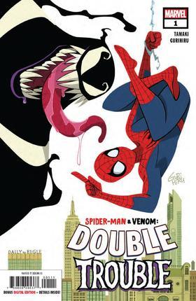 蜘蛛侠&毒液 祸不单行 Spider-Man & Venom Double Trouble
