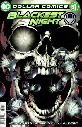 至黑之夜 Dollar Comics Blackest Night #1