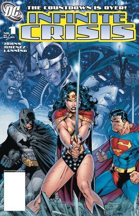 无限危机 Dollar Comics Infinite Crisis #1