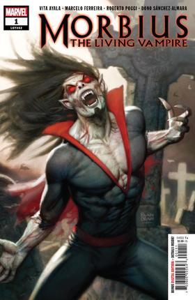 莫比亚斯 Morbius