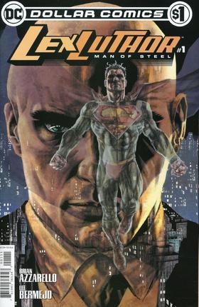 卢瑟 Dollar Comics Luthor #1