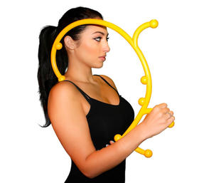 原始点不求人按摩棒Nayoya按摩器thera cane trigger point tool