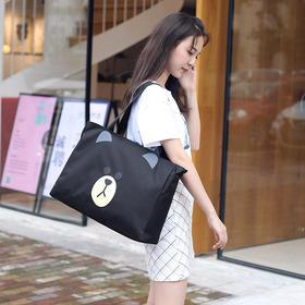 ZM-1126新款女可爱旅行包行李袋短途轻便出差大容量旅游包收纳袋