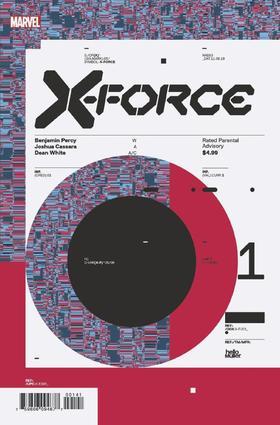 变体 X 特攻队 X-Force