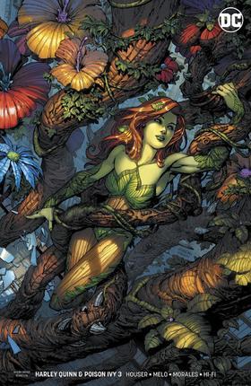 变体 哈莉奎因 毒藤女 Harley Quinn & Poison Ivy