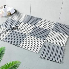 XL-无味TPR浴室防滑垫