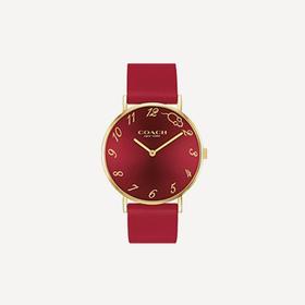 COACH·鼠年限定PERRY系列手表 | 火爆全球的断货款,轻奢高级,时髦到随时想撩起袖子