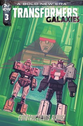 变体 变形金刚 Transformers Galaxies