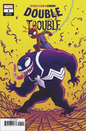 变体 蜘蛛侠&毒液 祸不单行 Spider-Man & Venom Double Trouble