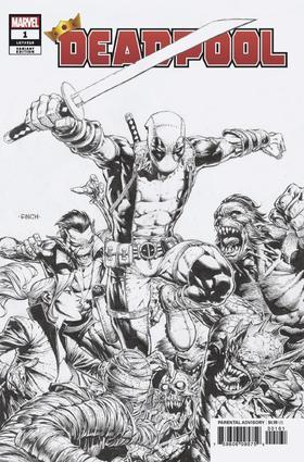 变体 死侍 Deadpool