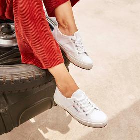 SUPERGA经典小白鞋 | 意大利老字号出品,风靡时尚圈百年