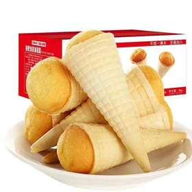 【安全配送】泡吧小蛋糕5斤/箱(随机口味)丨数量不定以重量为准