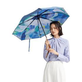 蕉下20小黑伞系列三折伞鸢尾(居来)