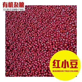 红小豆 350克装 红豆 小红豆 豆汤豆馅 有机杂粮粗粮-865304