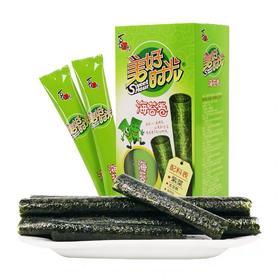 【安全配送】喜之郎美好时光海苔卷盒装26.5g