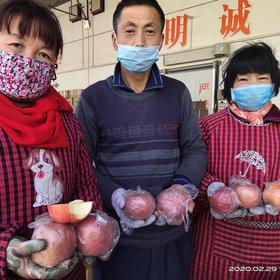 【助农】陕西助农苹果红富士脆甜多汁