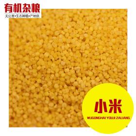小米 精选2斤装 生态种植 有机粗粮杂粮 健康食品-865351