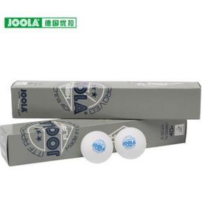 Joola优拉三星乒乓球40+无缝3星球国际比赛训练新塑料乒乓球