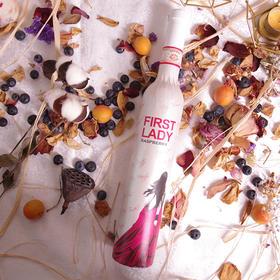 [First lady树莓酒]摩尔多瓦 天鹅湖酒庄 500ml