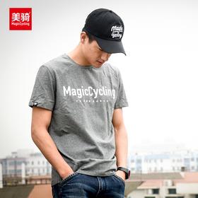 美骑周边 Magic Cycling 文化T恤