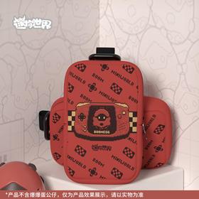 迷你世界 爆爆蛋卡通手机零钱包随身挂包手包