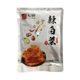 【半岛商城】70大婶辣白菜 450g/袋 酸甜微辣 开袋即食 全国包邮