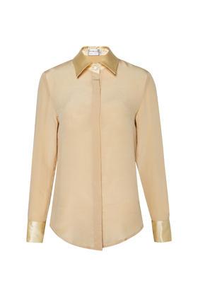 Victoria Shirt 真丝衬衫