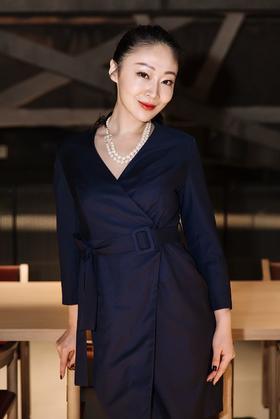 Honest Dress 羊毛连衣裙