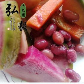 【弘毅六不用生态农场】六不用 沂蒙山小咸菜 自产原料 150克/份