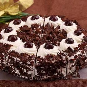 [2d]澳之风黑森林慕斯蛋糕