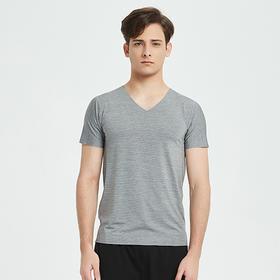 【30000个透气孔!】夏季男士无痕透气速干网洞短袖 户外运动T恤 让你持续干爽舒适  热卖