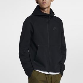 【特价】Nike耐克Sportswear Tech Fleece 男款夹克 - 针织连帽防风,休闲跑步运动