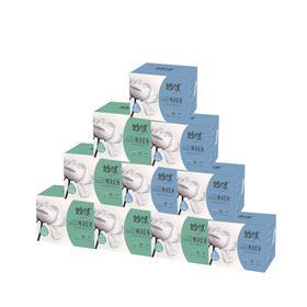 妙可  纯净柔薄 卫生巾 10盒装(日用/夜用门店自选)