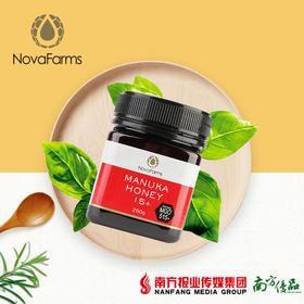 【全国包邮】星官庄麦卢卡蜂蜜 15+(250g/瓶)