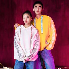 上新了故宫·「天音」系列刺绣国风卫衣 | 当红国风设计师亲自操刀设计,把千年国画穿上身