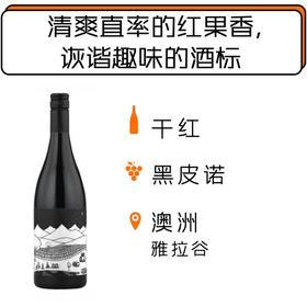 2018年空谷莫藏酒庄高山之巅黑皮诺干红葡萄酒 Stuart Proud Up The Mountain Pinot Noir 2018