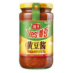 海天 黄豆酱 豆瓣酱甜面酱 340g 中华老字号-866001