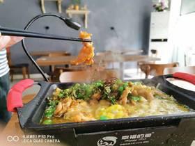 【餐饮外卖】青椒牛蛙