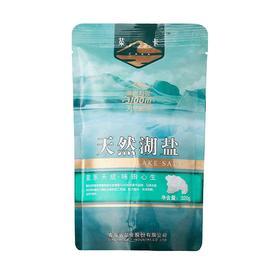 茶卡盐加碘健康天然湖盐320g调味品食用盐-866252