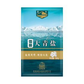 雪晶大青盐(加碘)茶卡湖盐零添加无抗结剂320克-866251