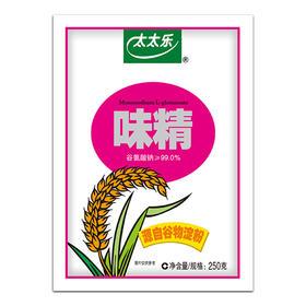太太乐 味精 原自谷物淀粉高纯度 250g 雀巢出品-865607