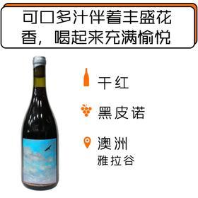 2017年空谷莫藏酒庄天鹰黑皮诺干红葡萄酒 Stuart Proud Eagle Pinot Noir 2017
