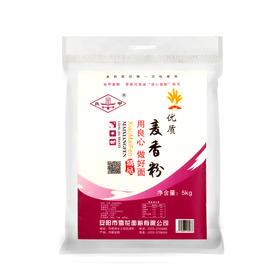 精品麦香粉5kg一级粉 安阳良甲雪花面粉-872903