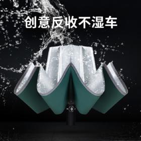 Ins全自动钛银胶太阳伞  车载反向款 晴雨两用科技涂层有效阻隔99%紫外线 热卖